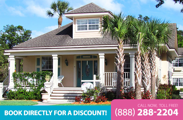 The Cozy Inn - Book Directly for a Discount! (888) 288-2204